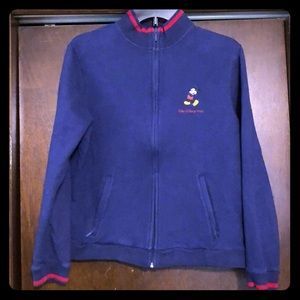 Women's full zip Disney sweatshirt